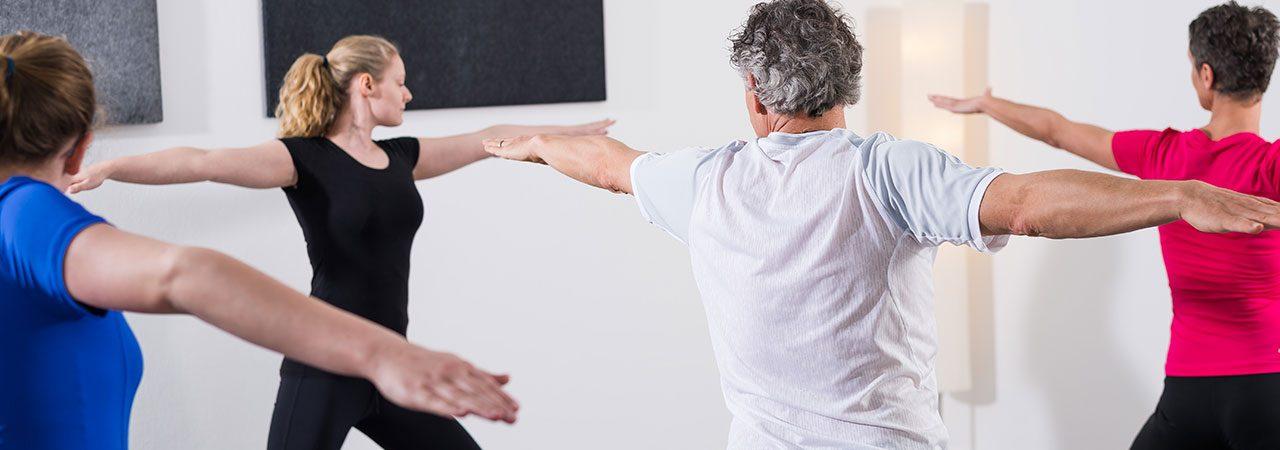 Kurse im Fitnessstudio vithera   Yoga, Pilates, Gymnastikvithera